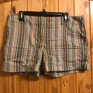 Cute shorts!  Only worn twice.